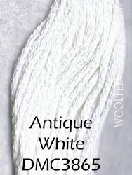 Floss Antique White