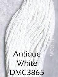 Floss Antique White