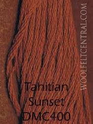 Floss Tahitian Sunset