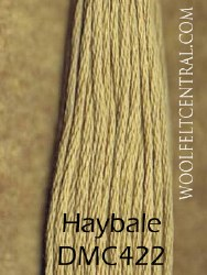 Floss Haybale
