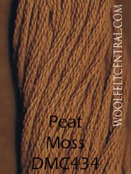 Floss Peat Moss