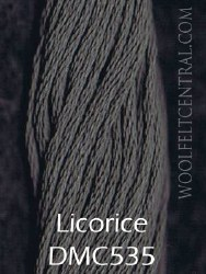 Floss Licorice