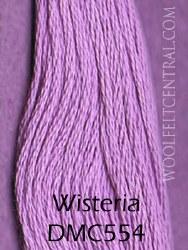 Floss Wisteria