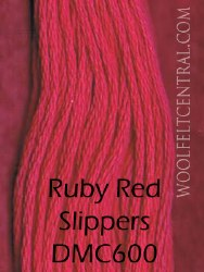 Floss Ruby Red Slippers