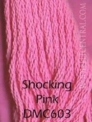 Floss Shocking Pink