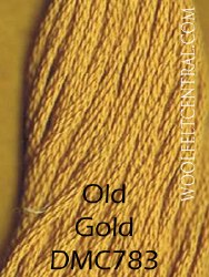 Floss Old Gold