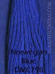 Floss Norwegian Blue