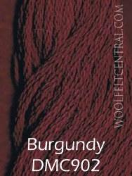 Floss Burgundy