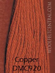 Floss Copper