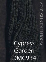 Floss Cypress Garden