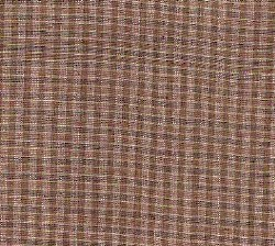 Rustic Homespun Brn Grey Check