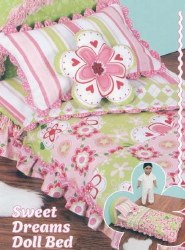 Sweet Dreams Doll Bed