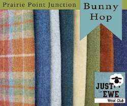 Wool Bundle Bunny Hop