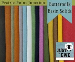 Wool Bundle Buttermilk Solids