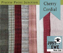 Wool Bundle Cherry Cordial