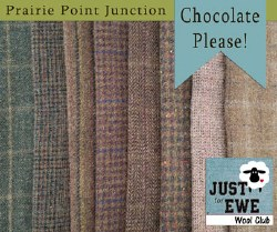 Wool Bundle Chocolate Please