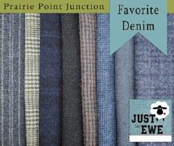 Wool Bundle Favorite Denim
