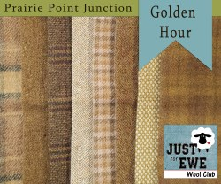 Wool Bundle Golden Hour