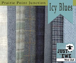 Wool Bundle Icy Blue