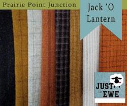 Wool Bundle Jack O Lantern