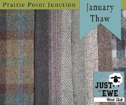 Wool Bundle January Thaw