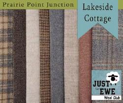 Wool Bundle Lakeside Cottage
