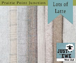 Wool Bundle Lots of Latte