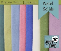 Wool Bundle Pastel Solids