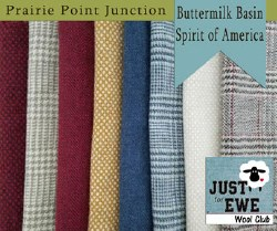 Wool Bundle Buttermilk Basin Spirit of America