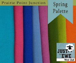Wool Bundle Spring Palette