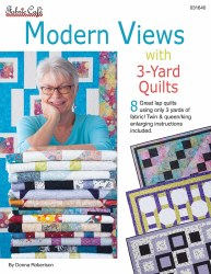 Modern Views with 3 Yard Quilt