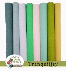 Tranquility Wool Blend FeltBnd
