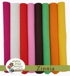 Zinnia Wool Blend FeltBnd