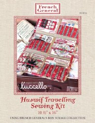 Huswif Travelling Sewing Kit