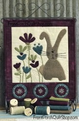 Bunny Tails by Front Porch Qui