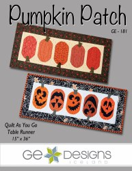 Pumpkin Patch Tablerunner