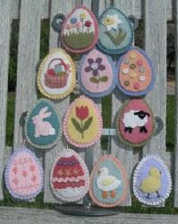 Easter Ornaments-Garden Moon