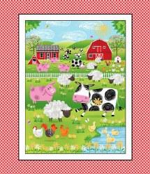 Best Friends Farm Panel