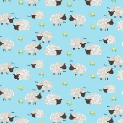 Best Friends Sheep Light Blue