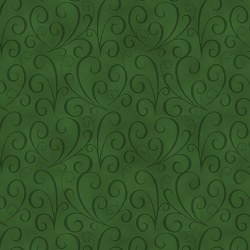 Holiday Heartland Swirl Green