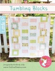 Tumbling Blocks Pattern