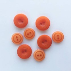 Snack Pack Buttons Orange You Gla