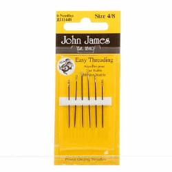 Needles, Size 8 John James