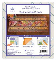 Quilt As You Go Venice Runner