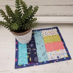 Quilt As You Go Mug Kit