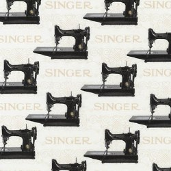 Sewing With Singer Machine Atq