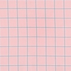 Brooklyn Flannel Sm Plaid Pink