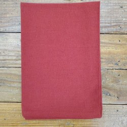 Towel Solid Red