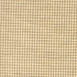 Towel Mini Check Wheat Cream