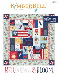 Red White & Bloom Sewing Versi